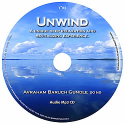 Unwind - Deep Relaxation Audio CD